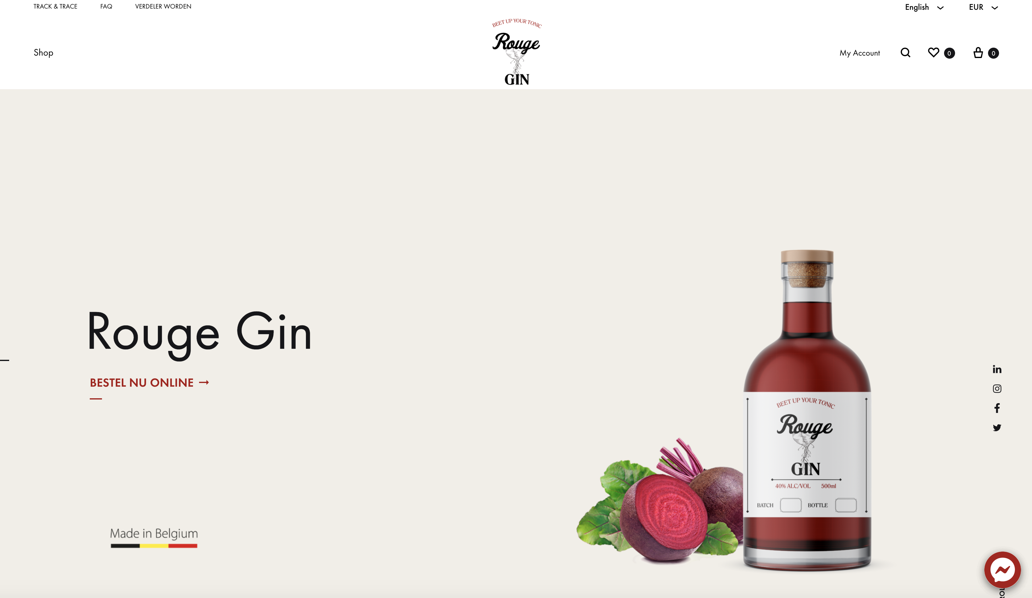 Rouge Gin